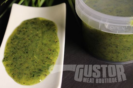 Picture of Marinade with Green Herbs