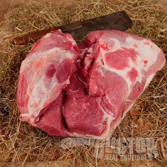 VARKENSSCHOUDER, boston butt, pulled pork, épaule de porc
