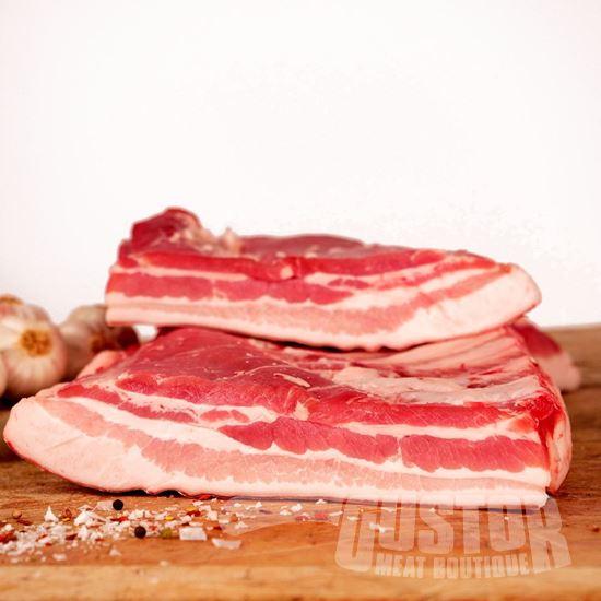 varkens spek, buikspek, le lard, poitrine de porc