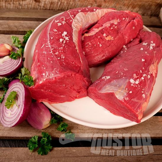 black angus filet pur tenderloin