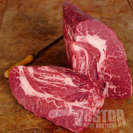 chuck eye, chuck steak, rundsnek, stoofvlees, black angus, grand cru