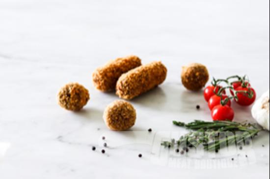 Image de WAGYU beef balls & croquettes